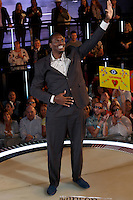 Audley Harrison at The Celebrity Big Brother final<br /> Borehamwood. 12/09/2014 Picture by: James Smith / Featureflash