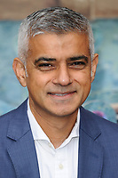 Mayor Sadiq Khan at the &quot;Paddington's Pop-Up London&quot; launch, London, UK. <br /> 19 October  2017<br /> Picture: Steve Vas/Featureflash/SilverHub 0208 004 5359 sales@silverhubmedia.com