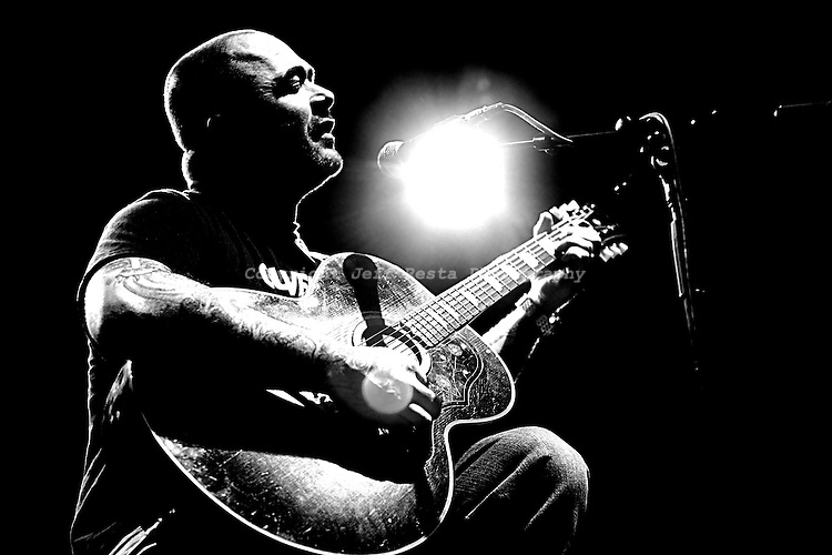Aaron Lewis of Staind plays a live solo acoustic concert at the Palladium Ballroom on<br /> March 3, 2010 in Dallas, TX.