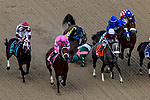 May 3, 2019 : The Longines Kentucky Oaks on Kentucky Oaks Day at Churchill Downs on May 3, 2019 in Louisville, Kentucky. John Voorhees/Eclipse Sportswire/CSM