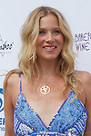 CHRISTINA APPLEGATE. 5th Annual Surfrider Foundation Expressions Session at Surfrider Beach. Malibu, CA, USA. September 11, 2010. ©CelphImage