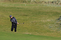 Andy Sullivan (ENG) during Round 3 of the Alfred Dunhill Links Championship 2019 at Kingbarns Golf CLub, Fife, Scotland. 28/09/2019.<br /> Picture Thos Caffrey / Golffile.ie<br /> <br /> All photo usage must carry mandatory copyright credit (© Golffile | Thos Caffrey)