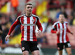 John Fleck of Sheffield Utd during the Emirates FA Cup Round One match at Bramall Lane Stadium, Sheffield. Picture date: November 6th, 2016. Pic Simon Bellis/Sportimage