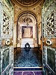 Dante's tomb, Ravenna, Italy