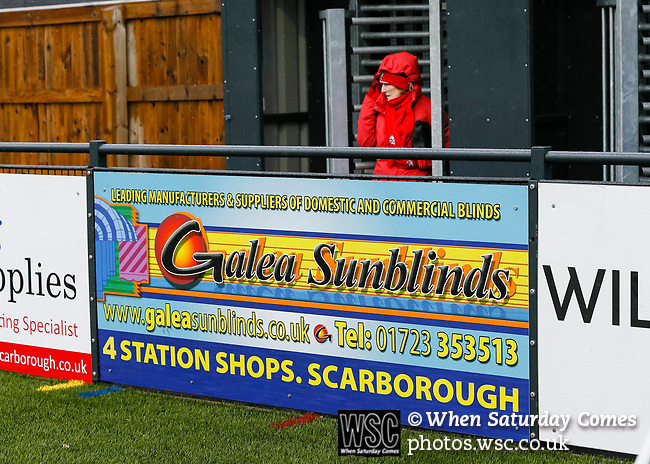 Scarborough Athletic were formed after the original Scarborough FC were wound up in 2007. For ten years the club ground shared with Bridlington Town, before returning to play at the Flamingo Land Stadium in 2017-18. <br /> Promotion was the aim in 2018-19, however the club under performed. Following the 2-3 defeat to Stalybridge Celtic, Manager Steve Kittrick was sacked. Scarborough finished the season in 8th, while Stalybridge were 17th, 2 points clear of relegation.