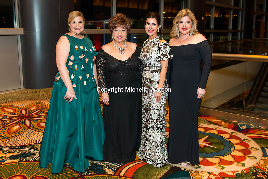 Crohn's and Colitis Foundation Winter Ball honoring the 2018 ABC13 Women of Distinction