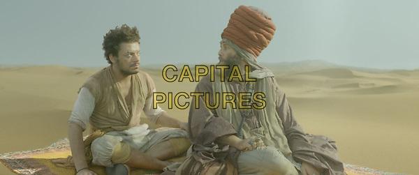 Les nouvelles aventures d'Aladin (2015) <br /> Kev Adams, Nader Boussandel<br /> *Filmstill - Editorial Use Only*<br /> CAP/KFS<br /> Image supplied by Capital Pictures