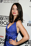 LOS ANGELES, CA. - February 05: Actress Alison Brie  arrives at the Black Eyed Peas Peapod Foundation benefit concert presented by Adobe Youth Voices inside the Conga Room at the Nokia Theatre L.A. Live on February 5, 2009 in Los Angeles, California.
