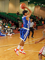 April 10, 2011 - Hampton, VA. USA;  Alec Wintering participates in the 2011 Elite Youth Basketball League at the Boo Williams Sports Complex. Photo/Andrew Shurtleff