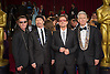 U2<br /> 86TH OSCARS<br /> The Annual Academy Awards at the Dolby Theatre, Hollywood, Los Angeles<br /> Mandatory Photo Credit: &copy;Dias/Newspix International<br /> <br /> **ALL FEES PAYABLE TO: &quot;NEWSPIX INTERNATIONAL&quot;**<br /> <br /> PHOTO CREDIT MANDATORY!!: NEWSPIX INTERNATIONAL(Failure to credit will incur a surcharge of 100% of reproduction fees)<br /> <br /> IMMEDIATE CONFIRMATION OF USAGE REQUIRED:<br /> Newspix International, 31 Chinnery Hill, Bishop's Stortford, ENGLAND CM23 3PS<br /> Tel:+441279 324672  ; Fax: +441279656877<br /> Mobile:  0777568 1153<br /> e-mail: info@newspixinternational.co.uk