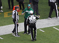 head coach Adam Gase of the New York Jets - 08.12.2019: New York Jets vs. Miami Dolphins, MetLife Stadium New York