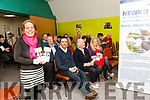 Home Visitation Service: Anita Bodenham, Rural Social Scheme supervisor pictured at the launch of the Home Visitation Service at the NEWKD offices in Listowel on Tuesday morning last.