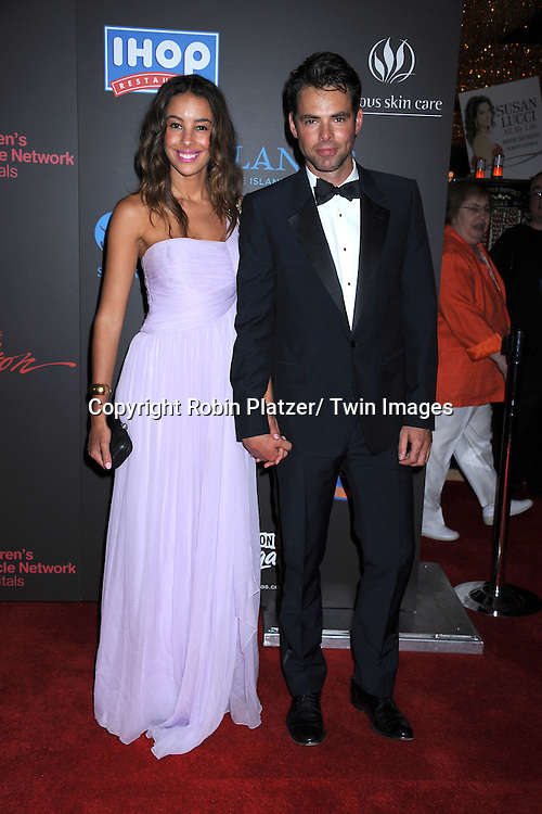 Jason Thompson and Paloma Jonas  arriving at the 38th Annual Daytime Emmy Awards  on June 19, 2011 at The Las Vegas Hilton in Las Vegas Ja  Nevada. ..