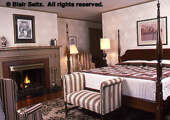 Donegal Mills Plantation, Scots-Irish, Mt. Joy, Lancaster County PA, guest room