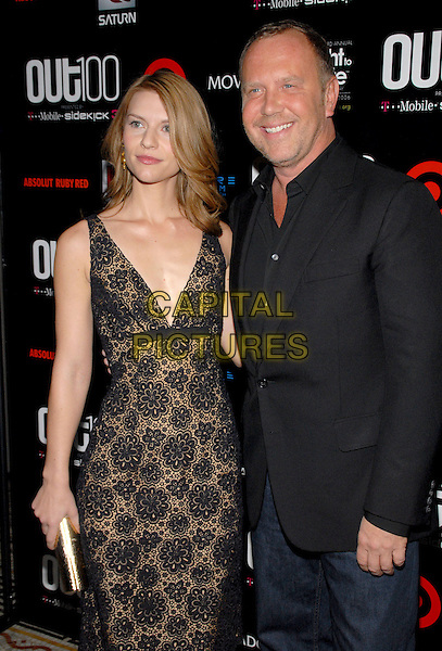 "CLAIRE DANES & MICHAEL KORS.""Out""Magazine honors 100 most influential people in gay culture during ""Out 100 Awards"" at Capitale, New York, NY, USA, 10 November 2006..half 3/4 length clare.Ref: ADM/PH.www.capitalpictures.com.sales@capitalpictures.com.©Paul Hawthorne/AdMedia/Capital Pictures. *** Local Caption ***"