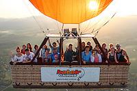 20141218 18 December Hot Air Balloon Cairns