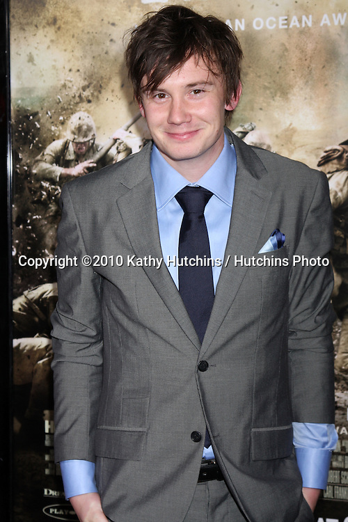 "Dylan Young.arriving at HBO's ""The Pacific"" Premiere Screening .Mann's Chinese Theater.Los Angeles, CA.February 24, 2010.©2010 Kathy Hutchins / Hutchins Photo...."