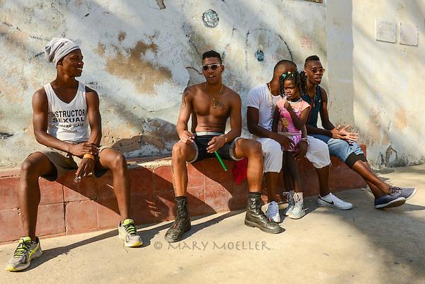 Primera Clase Gratis, Havana boys 2015
