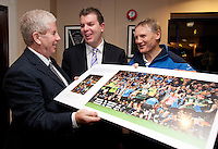 Ray McManus Peter Breen and Joe Schmidt