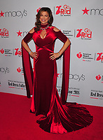NEW YORK, NY - February 8: Kathy Ireland attends the Red Dress / Go Red For Women Fashion Show at Hammerstein Ballroom on February 8, 2018 in New York City Credit: John Palmer / Media Punch