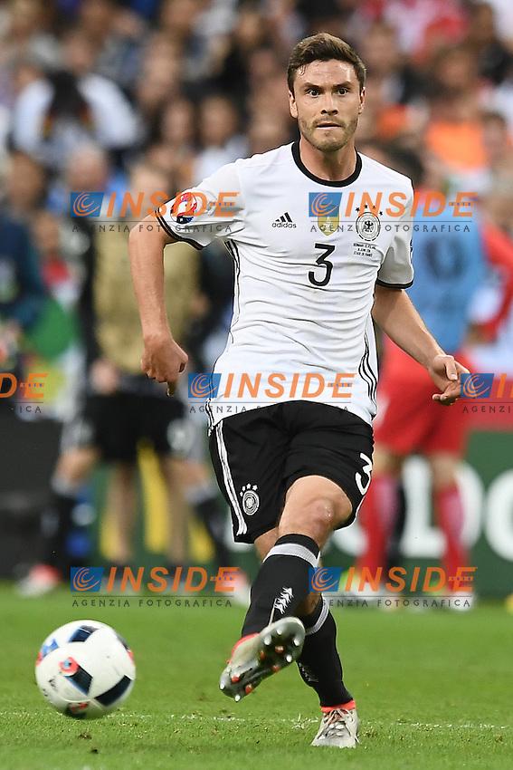 Jonas Hector <br /> Paris 16-06-2016 Stade de France Football Euro2016 Germany - Poland / Germania - Polonia Group Stage Group C. Foto Matteo Gribaudi / Insidefoto / Insidefoto