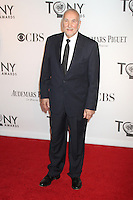 Frank Langella at the 66th Annual Tony Awards at The Beacon Theatre on June 10, 2012 in New York City. Credit: RW/MediaPunch Inc. NORTEPHOTO.COM