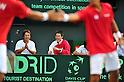 Kei Nishikori (JPN), SEPTEMBER 17, 2011 - Tennis : Davis Cup by BNP Paribas 2011 World Group play-off match Tatsuma Ito/Yuichi Sugita (JPN) 1(5-7 6-3 3-6 6-7)3 Rohan Boppana/Mahesh Bhupathi (IND) at Ariake Colosseum, Tokyo, Japan. (Photo by Jun Tsukida/AFLO SPORT) [0003]