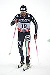 04/01/2014, Val Di Fiemme - 2014 Cross Country Ski World Cup Tour de ski <br /> Thomas Moriggl in action during the Men 10 km Classic Individual in Val Di Fiemme, Italy on 04/01/2014.