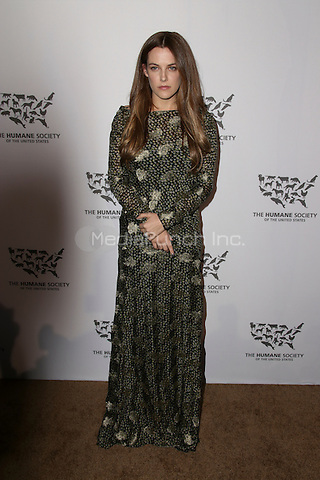 HOLLYWOOD, CA - MAY 07: Riley Keough attends The Humane Society of the United States' to the Rescue Gala at Paramount Studios on May 7, 2016 in Hollywood, California. Credit: Parisa/MediaPunch.