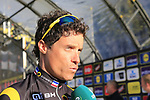 Sylvain Chavanel (FRA) Direct Energie team at sign on before the 101st edition of the Tour of Flanders 2017 running 261km from Antwerp to Oudenaarde, Flanders, Belgium. 26th March 2017.<br /> Picture: Eoin Clarke | Cyclefile<br /> <br /> <br /> All photos usage must carry mandatory copyright credit (&copy; Cyclefile | Eoin Clarke)