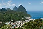 Landscape - St Lucia