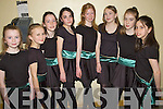Set: Competing in the Community Games Figure/Set Dancing competition in Abbeydorney Community Centre on Sunday afternoon were Ashling Barrett, Ellen Winters, Grainne Keane, Christina Galvin, Ciara Murphy, Claire Winters, Brid Evans and Grainne OSullivan, all from Lispole..