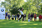 Thongchai Jaidee (THA) tees off on the 10th tee during Day 2 of the BMW International Open at Golf Club Munchen Eichenried, Germany, 24th June 2011 (Photo Eoin Clarke/www.golffile.ie)