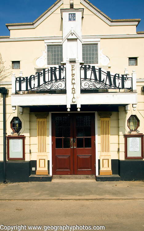 Electric Picture Palace, Southwold, Suffolk, England