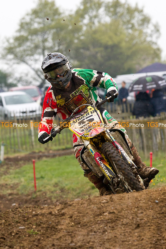 5, Luke Benstead - Eastern Centre ACU MX Championships 2014 , Round 3, Hosted by Halstead & DMCC, Little Loveney, Wakes Colne, Colchester CO6 2BH - 23/03/14 - MANDATORY CREDIT: Ray Lawrence/www.raylawphoto.co.uk - Self billing applies where appropriate - 07774 985144 - raylph@virginmedia.com - NO UNPAID USE