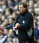 Phil Thompson assistant manager of Liverpool