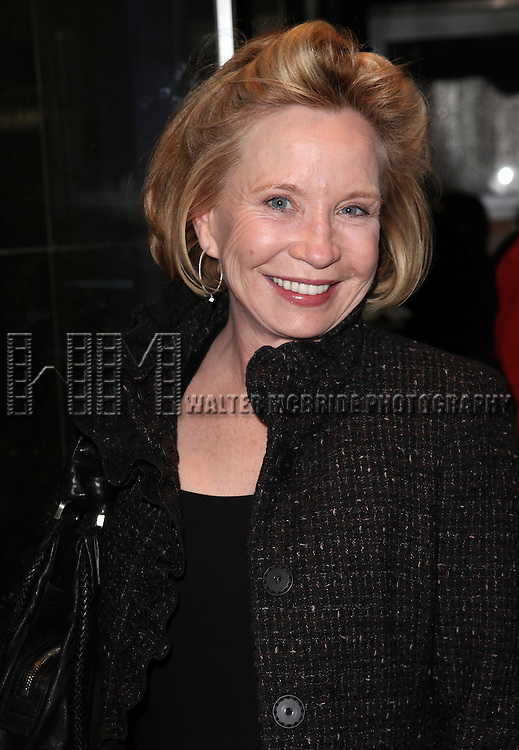 Debra Jo Rupp.attending the Off-Broadway Opening Night Performance of  the Second Stage Theatre's 'Lonely, I'm Not' in New York City on 5/7/2012.