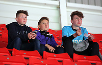 Swansea supporters  prior to the Premier League match between Sunderland and Swansea City at the Stadium of Light, Sunderland, England, UK. Saturday 13 May 2017