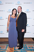 Christina Lopez and Gus Lopez attend The Boys and Girls Club of Miami Wild About Kids 2012 Gala at The Four Seasons, Miami, FL on October 20, 2012
