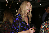 "NEW YORK - DECEMBER 3: Brianne Howey attends a screening of FOX's ""The Passage"" at Neuehouse on December 3, 2018 in New York City. (Photo by Jason Mendez/FOX/PictureGroup)"
