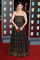 Kate Mara<br /> arriving for the BAFTA Film Awards 2018 at the Royal Albert Hall, London<br /> <br /> <br /> ©Ash Knotek  D3381  18/02/2018