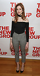 "Charlotte Hope attends The New Group presents the New York Premiere Opening Night of David Rabe's for ""Good for Otto"" on March 8, 2018 at the Green Fig Urban Eatery,  in New York City."