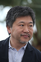 the photocall for 'Shoplifters (Manbiki Kazoku)' during the 71st annual Cannes Film Festival at Palais des Festivals on May 14, 2018 in Cannes, France.<br /> CAP/GOL<br /> &copy;GOL/Capital Pictures