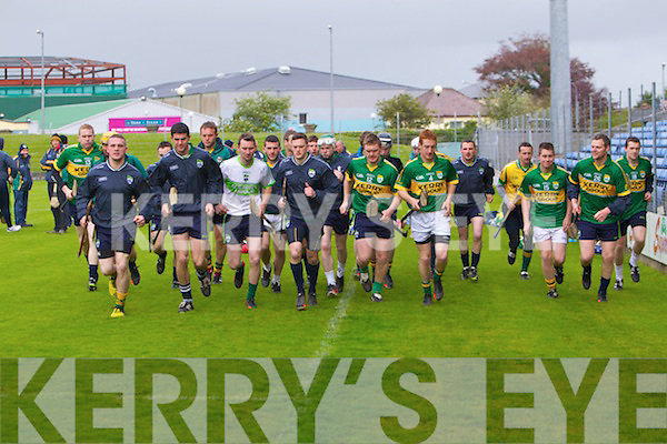 Kerry Hurling Panel Training at Austin Stack Park on Tuesday evening.