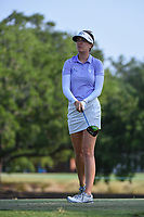 Sandra Gal (DEU) watches her tee shot on 2 during round 1 of the 2019 US Women's Open, Charleston Country Club, Charleston, South Carolina,  USA. 5/30/2019.<br /> Picture: Golffile | Ken Murray<br /> <br /> All photo usage must carry mandatory copyright credit (© Golffile | Ken Murray)