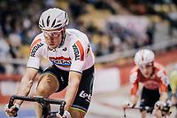 Madison World Champion Roger Kluge (DEU/Lotto-Soudal)<br /> <br /> zesdaagse Gent 2019 - 2019 Ghent 6 (BEL)<br /> day 2<br /> <br /> ©kramon