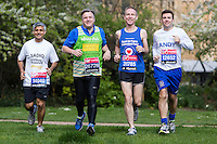 MPs in the London Marathon