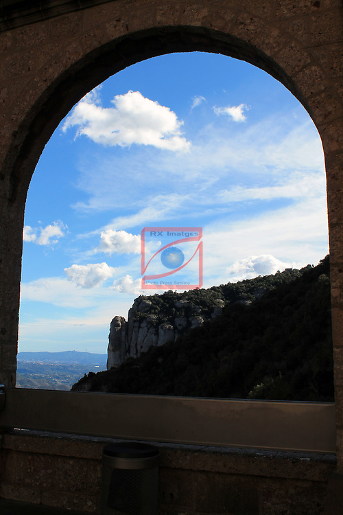 Catalunya Tour.<br /> Serralada i Abadia de Montserrat.