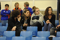 SCHAATSEN: HEERENVEEN: IJsstadion Thialf, 28-12-2014, NK Allround, Naomi van As (rechts), ©foto Martin de Jong