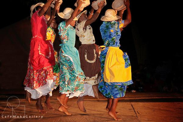 Tobago Heritage Festival, Black Rock,performers